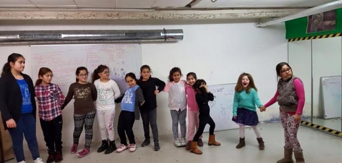 Çocuklar için Pandomim ve Hip Hop Dans Kursları